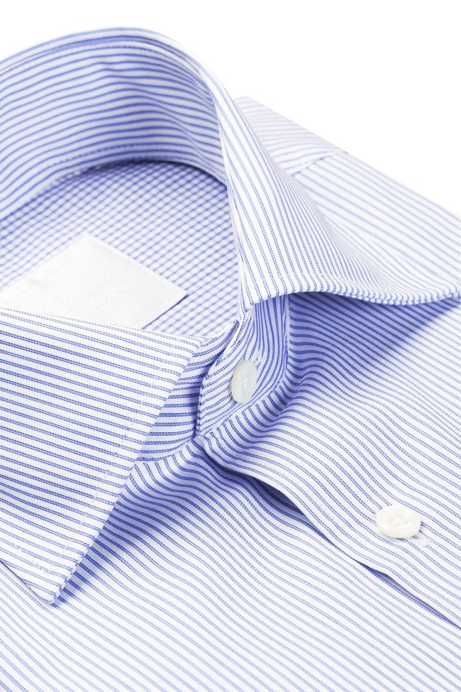 Harald striped shirt