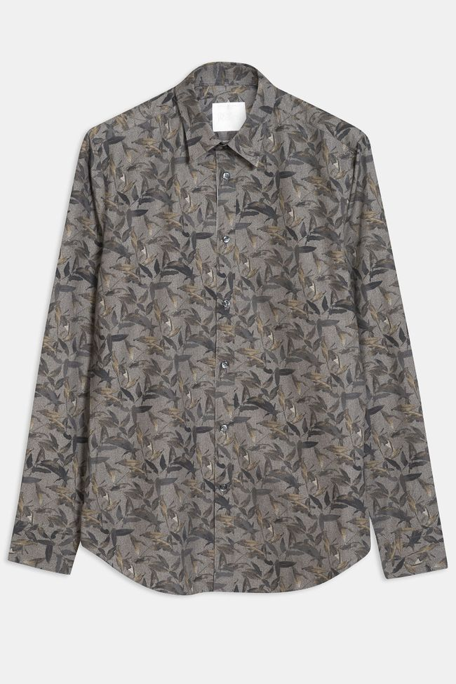 Hardy mönstrad skjorta