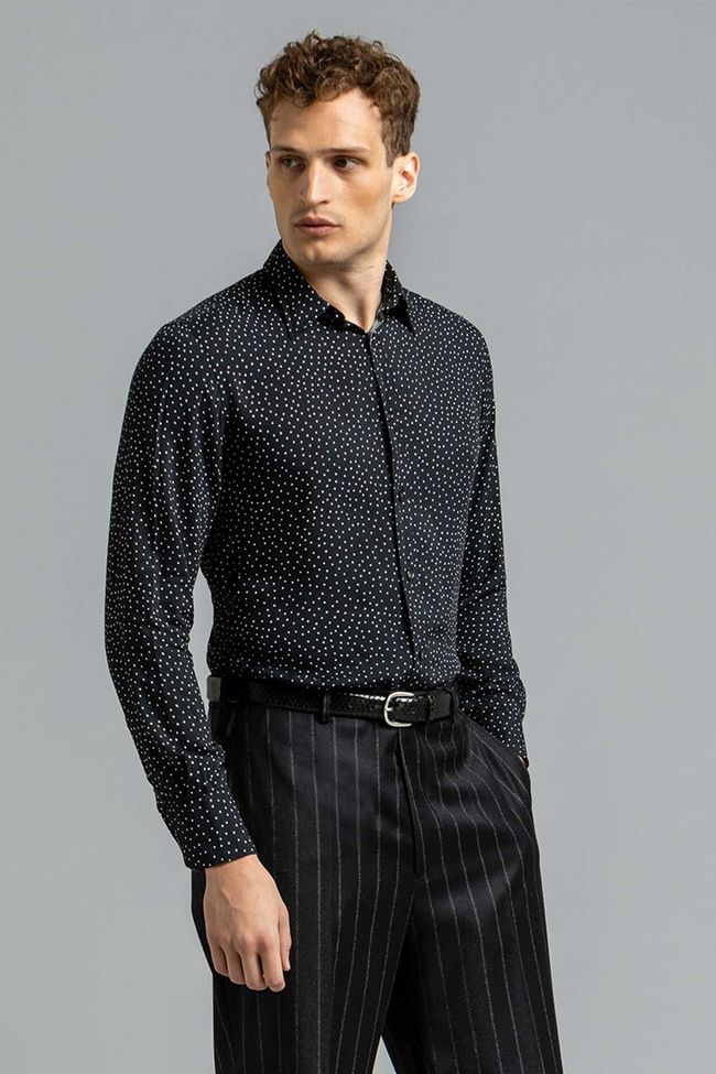 Hardy dotted shirt