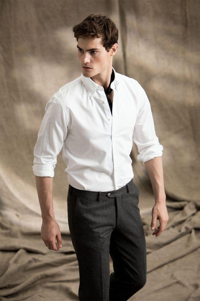 Harry oxford shirt shirt