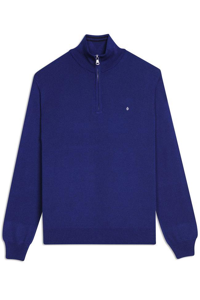 Javier half-zip golf sweater