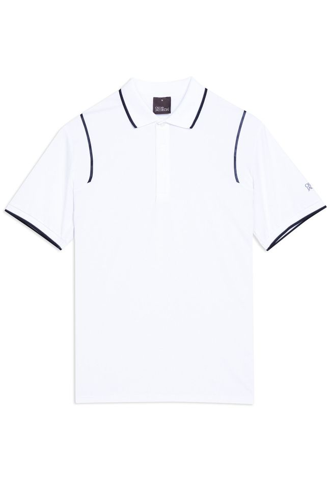 Keaton short sleeve golf poloshirt