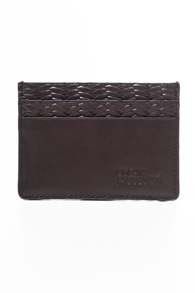 Braided Cardholder