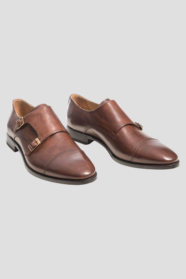 Paolo double monkstraps