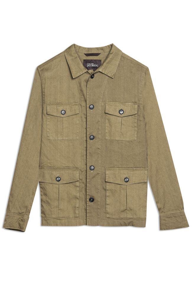 Safari skjortjacka
