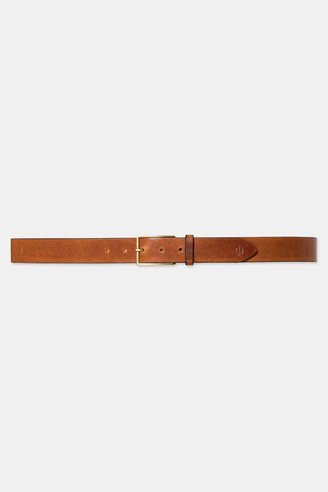 Vilding leather belt 35 mm