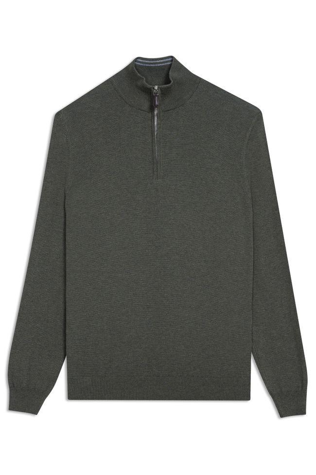 Waldorf Half-zip tröja