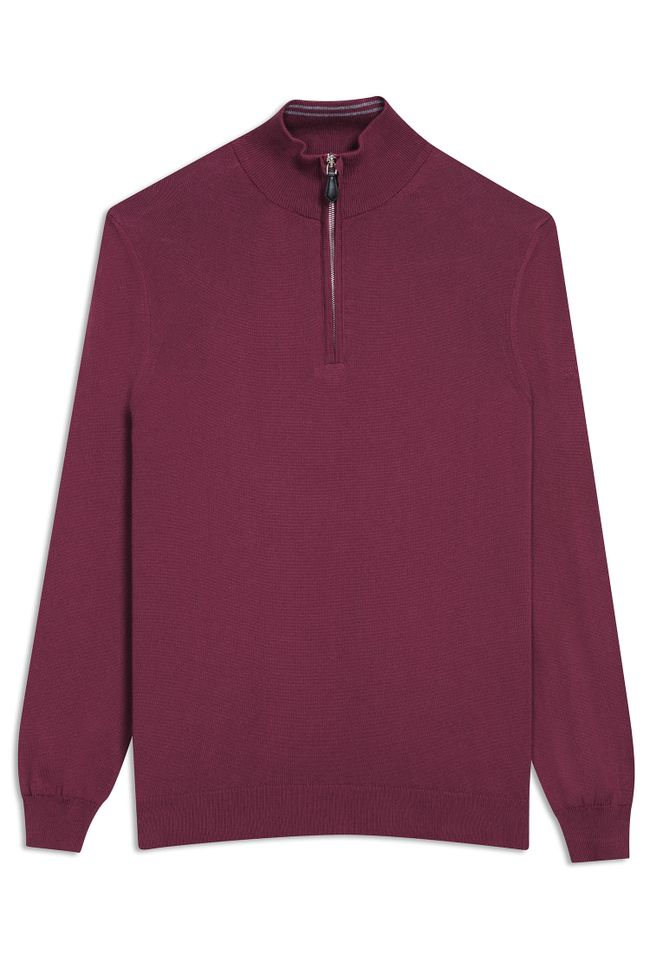 Waldorf Half-zip sweater