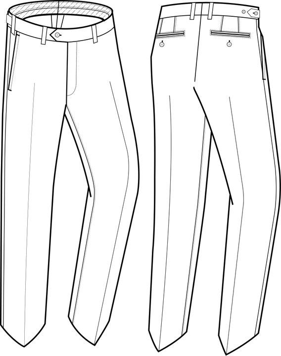Done Trousers