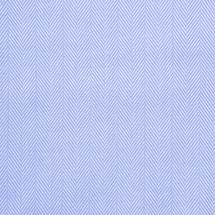 Hawk fiskbensmönstrad skjorta