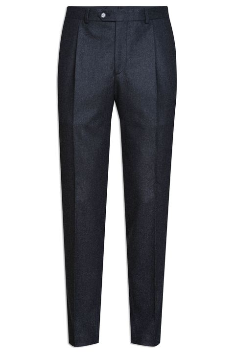 Delon flannel trousers