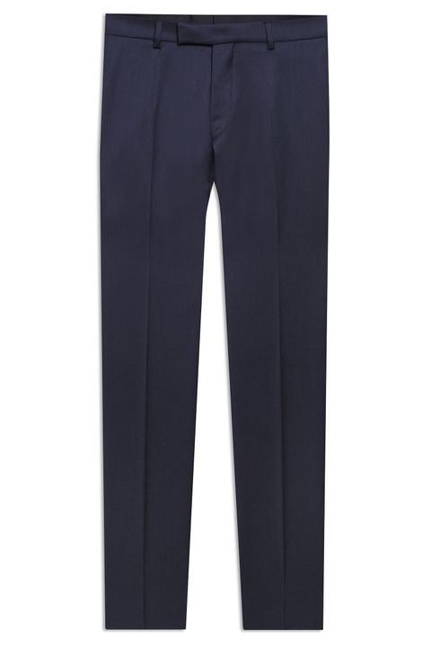 Adam wool trousers