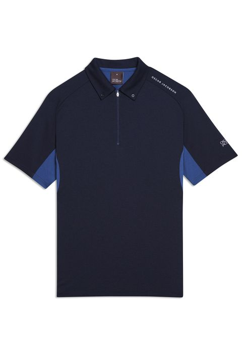 Aston Coursee Short Sleeve Golf Poloshirt