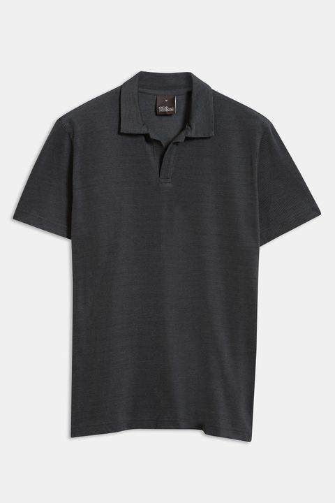 Barrey no button poloshirt