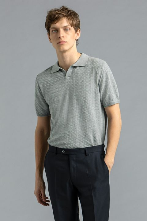 Barrol short sleeve Poloshirt