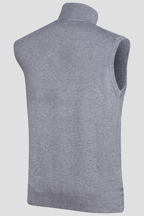 Bob knitted golf vest
