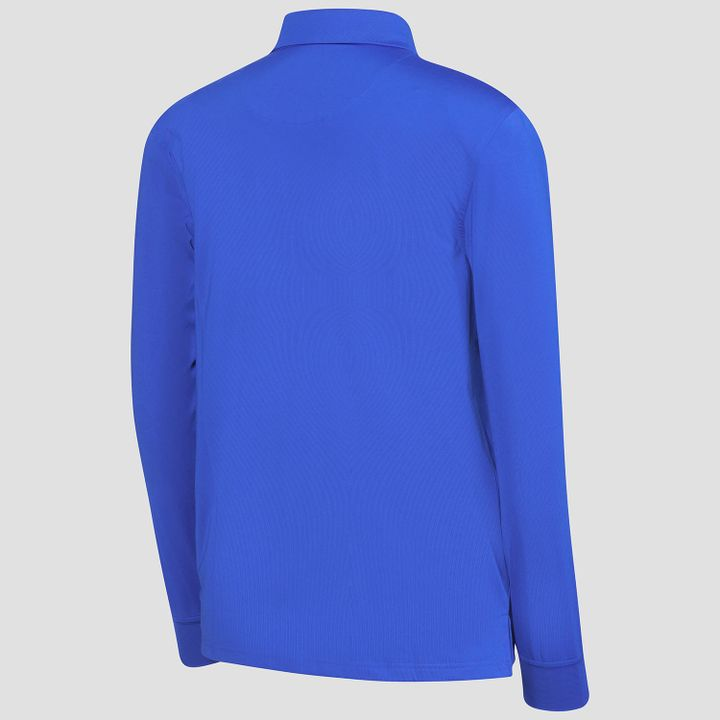 Chauncery long sleeve golf poloshirt
