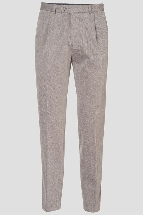 Delon cotton trousers