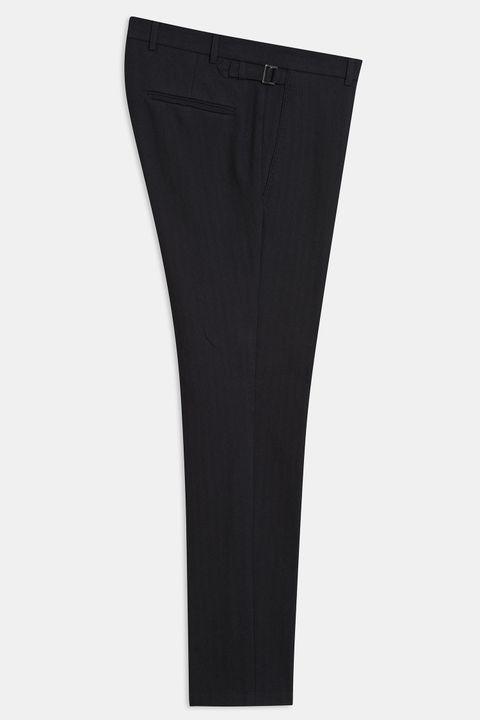 Denz-Strap Trousers