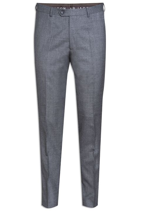 Denz wool trousers