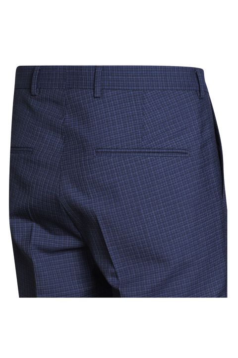 Denz checkered trousers