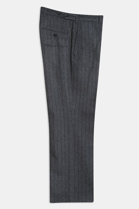 Done pinstripe Trousers