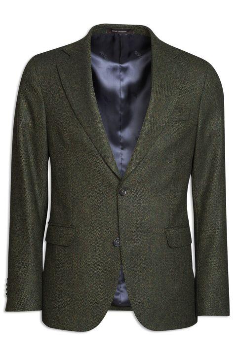 Ego tweed blazer
