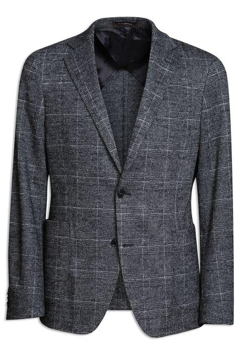 Einar checkered blazer