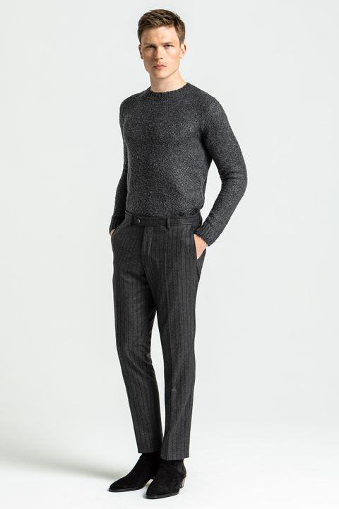 Elmer pinstripe suit