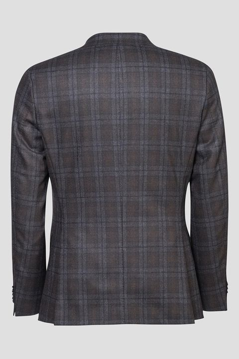Elmer flannel suit