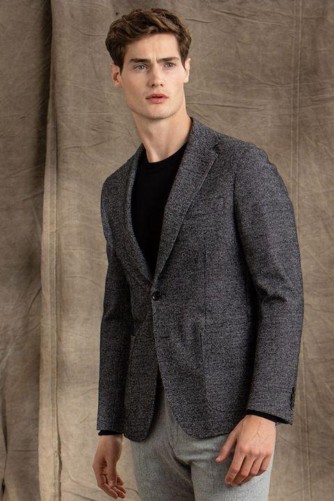 Epic unconstructed blazer