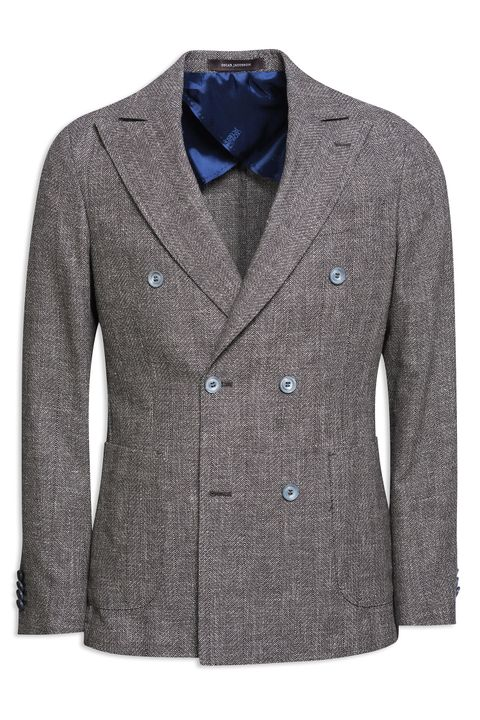 Erik double breasted blazer