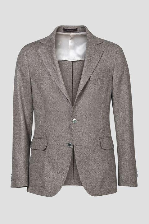 Evens flannel blazer