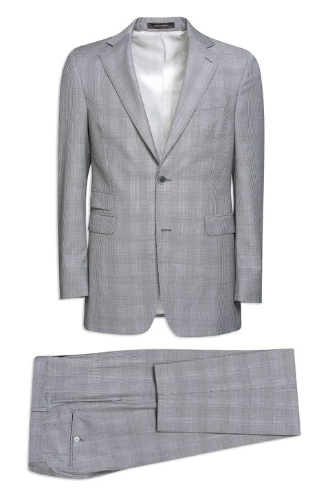 Gabriel Checked Suit