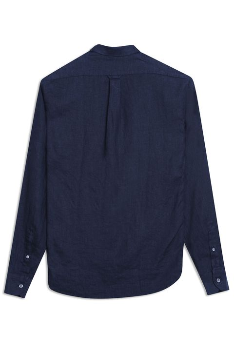 Hadi long sleeve linen shirt