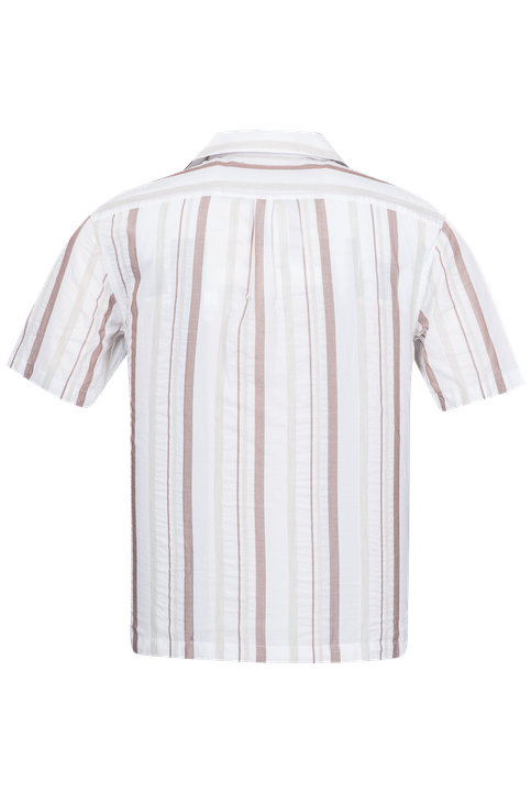 Hakon bowling collar shirt
