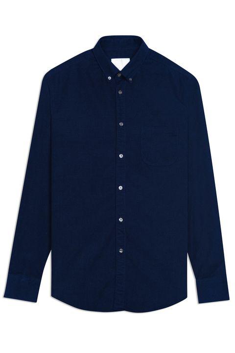 Haldo corduroy shirt