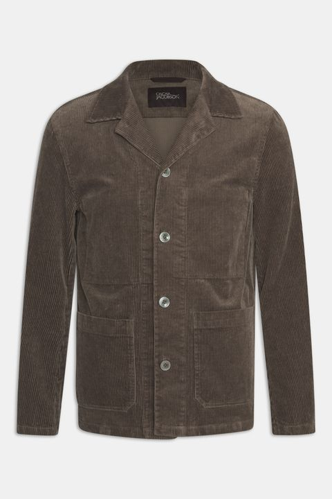 Hampus corduroy overshirt