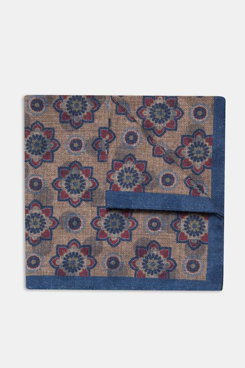 Patterned Handkerchief