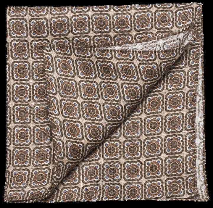 Pattern handkerchief