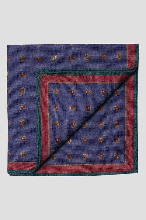 Paisley pattern handkerchief