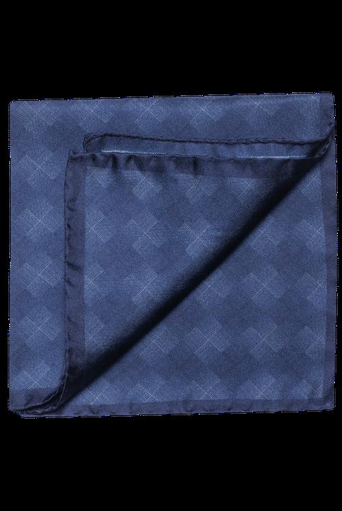 Pattern silk handkerchief