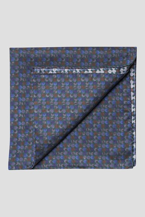 Dotted silk handkerchief