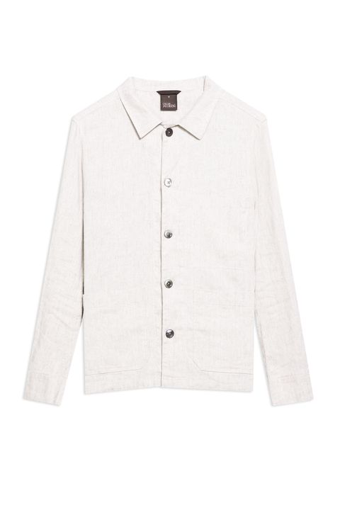 Hannes shirt jacket