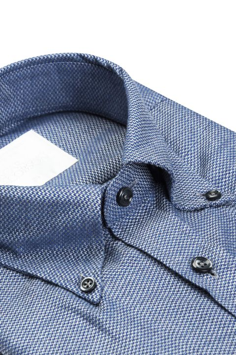 Harry micro patterned shirt