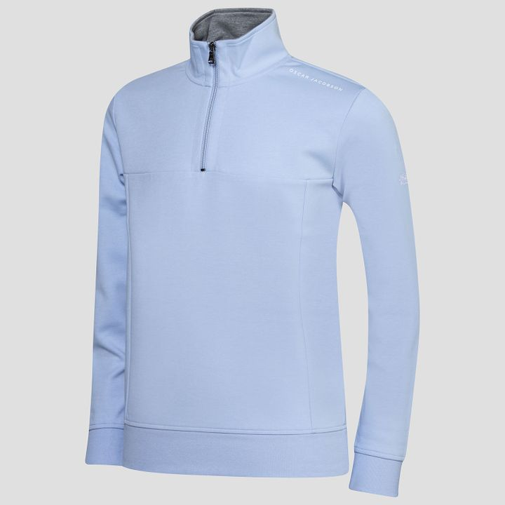 Hawkes half-zip golf sweater