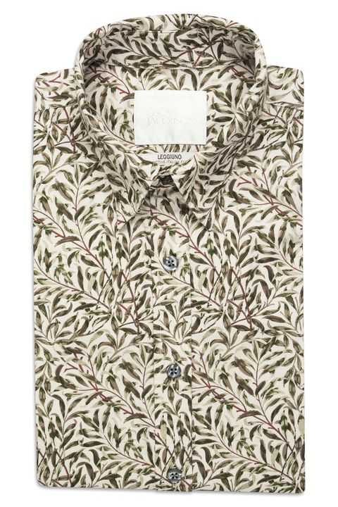 Henning patterned shirt