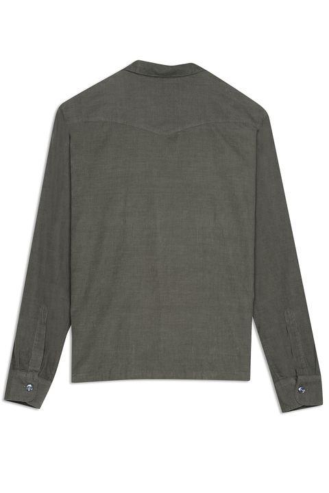 Henrik corduroy shirt