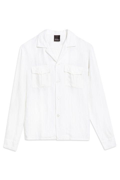Henrik bowling collar shirt