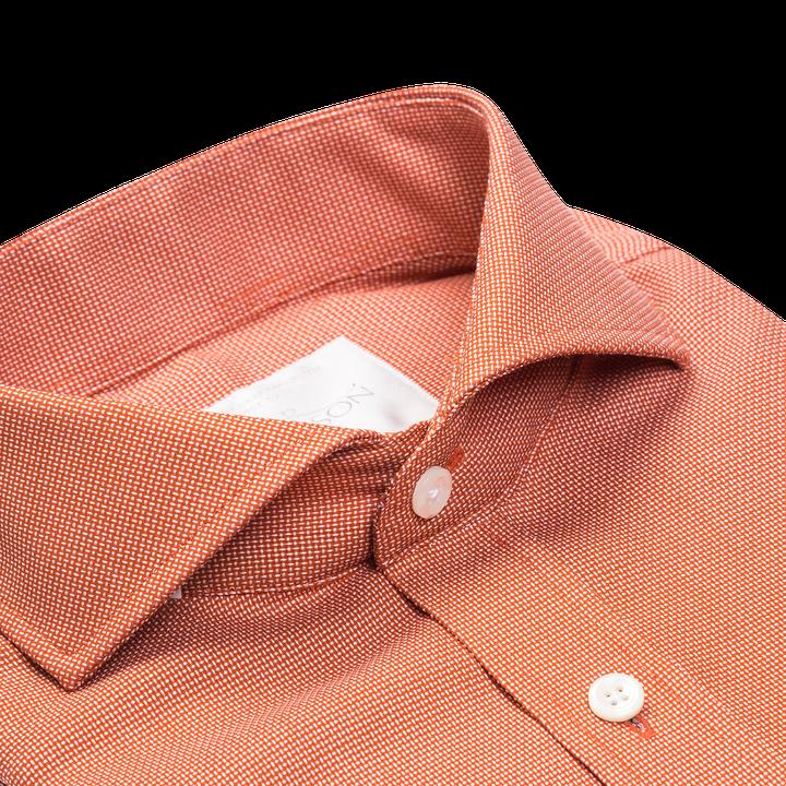 Herman micro texture shirt
